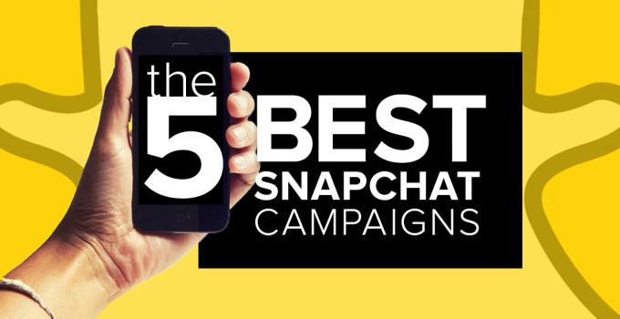 5 best snaps